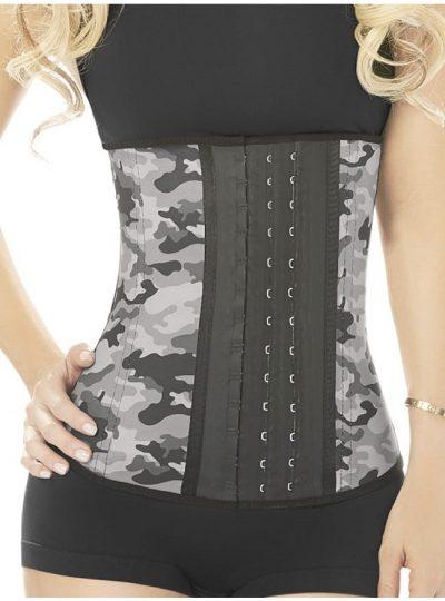 Ann Chery camo waist trainer