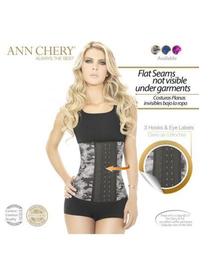 Ann Chery camoflage waist trainer