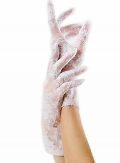 Leg avenue spets handskar