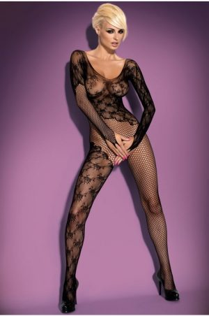 Intriguing - Bodystocking fram på modell