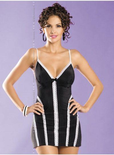 Casablanca - Nattlinne dekorerad med spets fram på modell