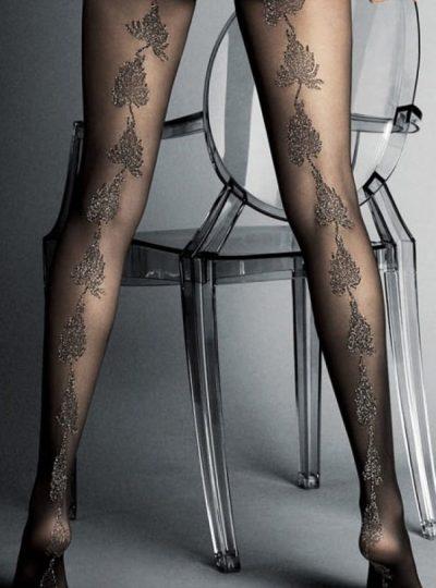 Eleganta strumpbyxor närbild