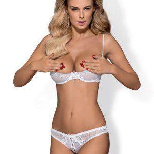 Vita sexiga underkläder