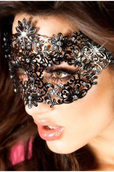 ögonmask till maskerad