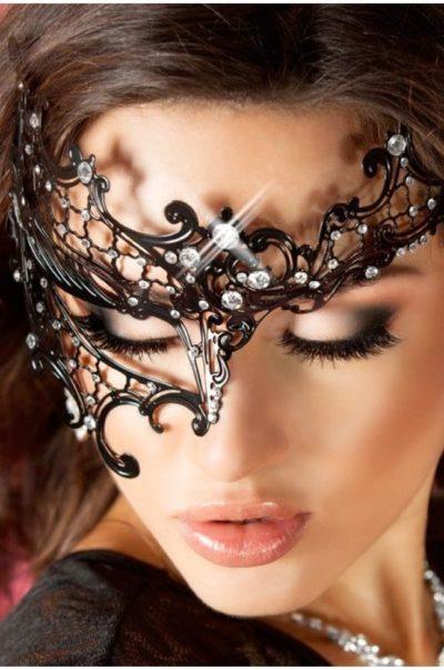Läckert designad ögonmask