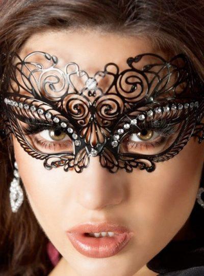 Exotisk ögonmask