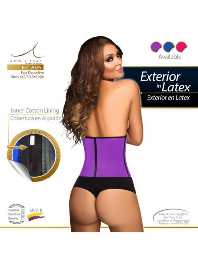 Ann Chery - Workout Waist Trainer - 2026 spec