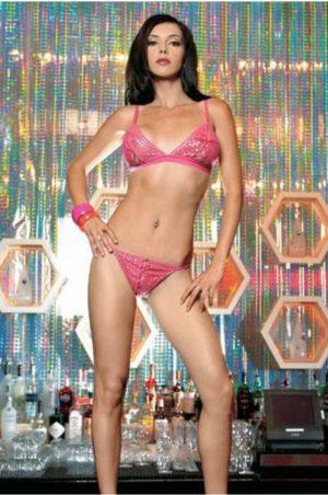 Set med sexiga underkläder från Leg Avenue