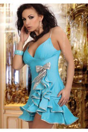 Tuff kort klänning