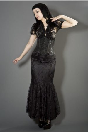 Daisy Brocade - Midjekorsett