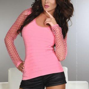 Rosa tröja från Livco Corsetti