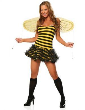 Bee Happy maskeradklänning